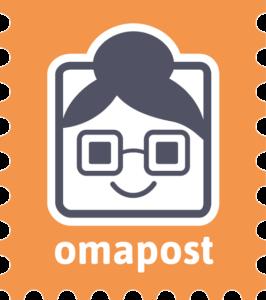 Omapost logo